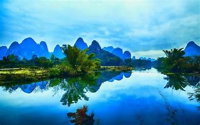China Guangxi Yangshuo Desktop Wallpapers Imagebank Biz