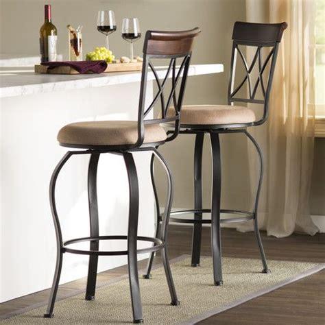 kitchen island stools with backs best 25 swivel bar stools ideas on kitchen 8219