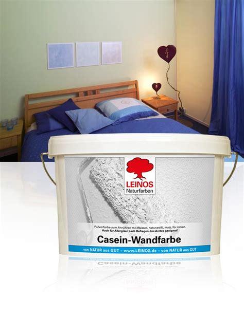 Gut Deckende Wandfarbe Weiß by Casein Wandfarbe 640 Leinos Naturfarben 214 Le Und Farben