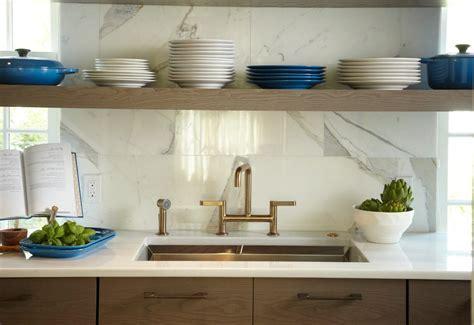 taj mahal quartzite kitchen traditional with oversized