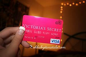 Her Daydreams: Victoria Secret Credit Card!!!