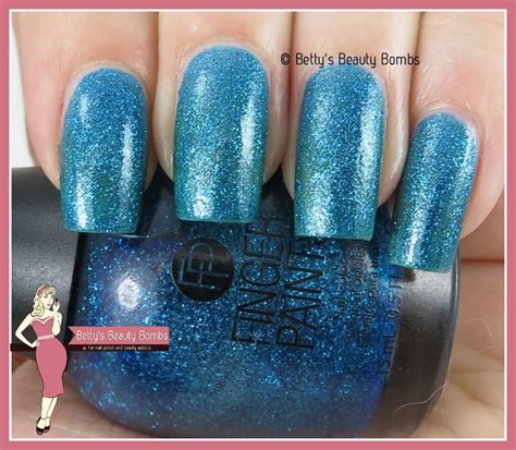 Ee  Fingerpaints Swatches A Couple Of Blues Lazy Betty Ee