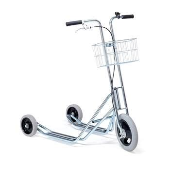sparkcyklar foer snabba transporter aj produkter