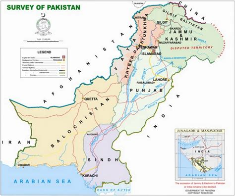 map  pakistan consulate general  pakistan