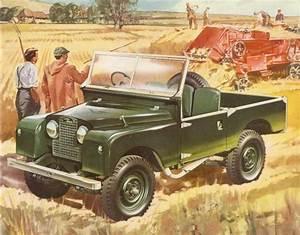 Land Rover Serie 1 : land rover series 1 models and specs ~ Medecine-chirurgie-esthetiques.com Avis de Voitures