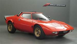 History of Lancia Stratos rally car : SpeedDoctor.net