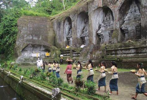 pura gunung kawi ubud gambar wisata ubud bali info