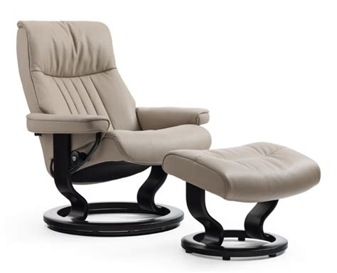 best price on ekornes stressless crown medium recliner