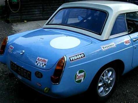 CLASSIC 1965 MG MGB RACE RACING CAR road legal FIA ...