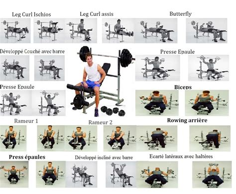la chaise exercice musculation flexoring power barre de traction easy