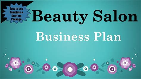 Beauty salon business plan template costumepartyrun beauty salon business plan template with example youtube accmission Gallery