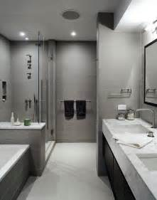 grey tiled bathroom ideas how to use gray around the house without it look boring