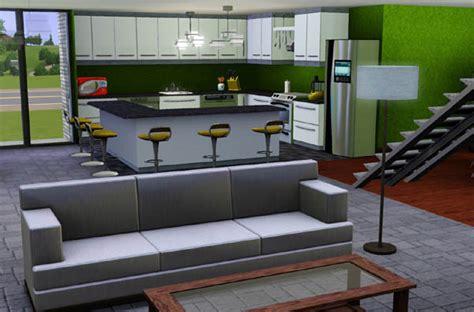 cuisine sims 3 davaus cuisine moderne sims 3 avec des idées