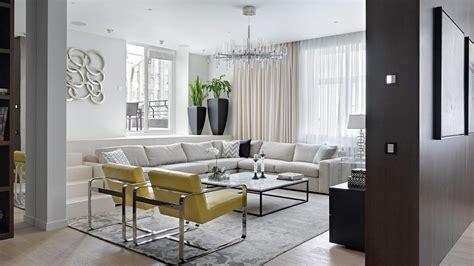 contemporary apartment  moscow russia  alexandra