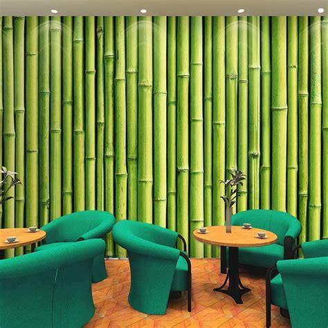 beibehang  shipping  bamboo garden bamboo wallpaper
