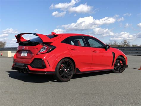 Honda Civic 2019 by Spectacular Hatch 2019 Honda Civic Type R Test Drive