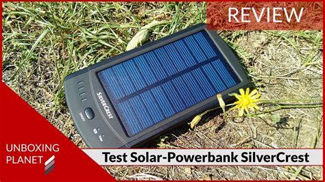powerbank mit solar test solar powerbank silvercrest sls2200c2 powerbank mit