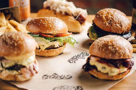 St Kilda Burger Bar Burger Truck Melbourne