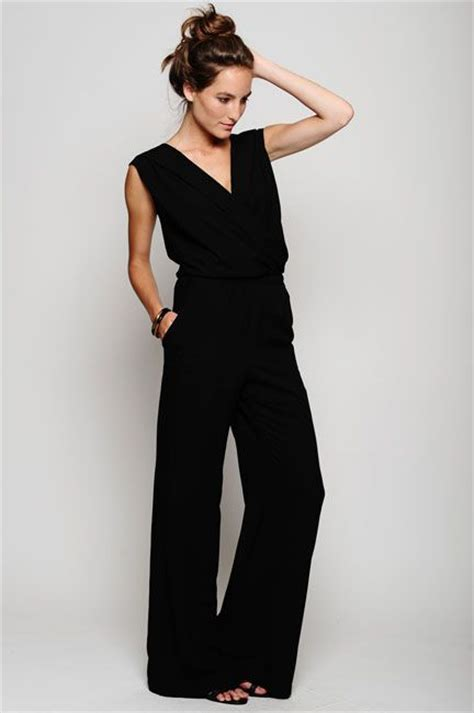 black jumpsuit for wedding 17 best images about jumpsuits rompers on