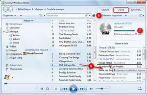 Mettre Musique Sur Clé Usb : graver un cd audio avec windows media player pei ~ Medecine-chirurgie-esthetiques.com Avis de Voitures
