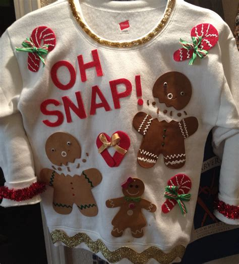 donna decorates dallas cancelled 100 crafty tacky sweater crafty