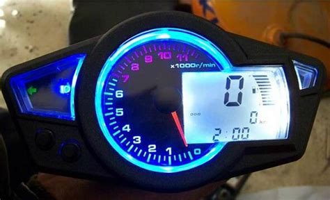 2019 Motorcycle Modified Instrument Koso Lcd Digital