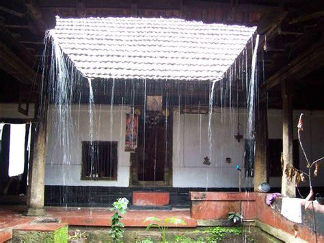 nalukettu  rain monsoon pinterest rain dream house plans  court yard
