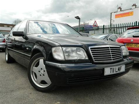 Mercedes-benz S600l 6.0 V12 S Class 600 Sel For Sale (1999