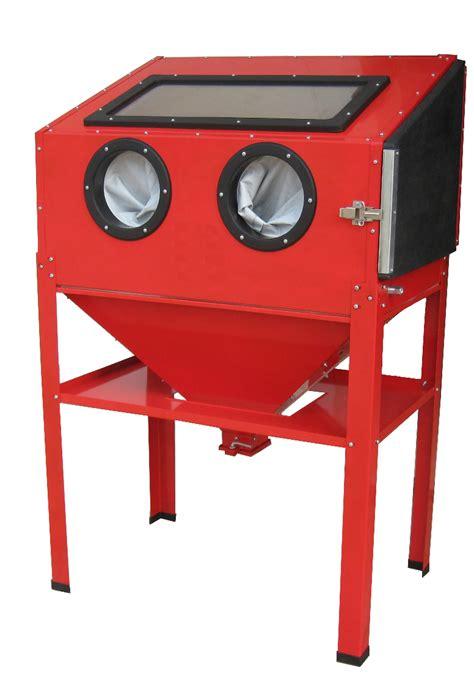 abrasive blast cabinet dust collector sandblast cabinet vertical sandblaster beadblaster sand