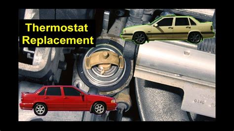 thermostat replacement volvo     xc