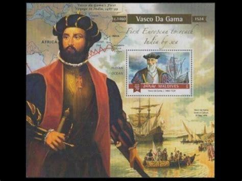 Vasco da Gama | Portal do Filatelista Temático