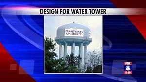 HPU Logo on Water Tower   High Point University   High ...
