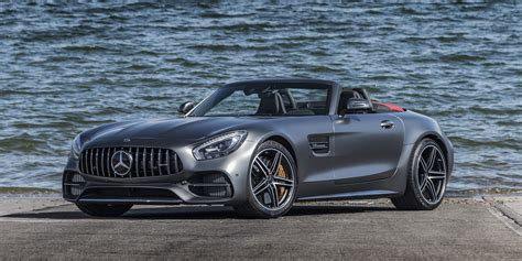 mercedes amg gt  roadster review caradvice