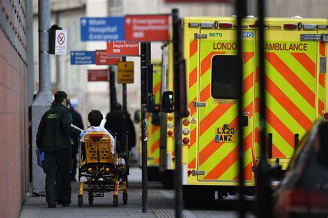 COVID patients in U.K. may go to hotels to open hospital ...