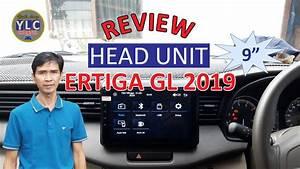 Review Head Unit New Ertiga 2019