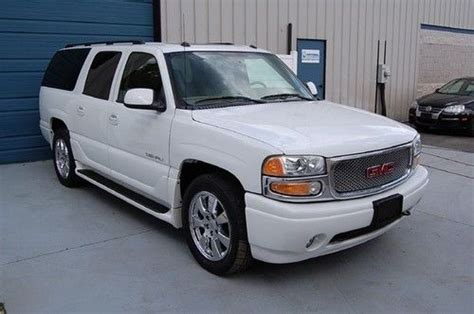auto body repair training 2005 gmc yukon xl 2500 regenerative braking purchase used wty 2005 gmc yukon xl denali awd nav dvd chrome sunroof leather sat 05 4wd 4x4 in