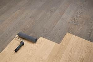 plastor innovation nouvelle gamme colour floors With teinte parquet blanc