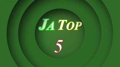 Ja Top5 Promo Intro - YouTube