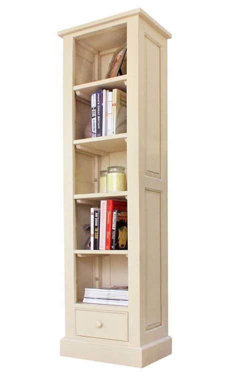 Narrow Bookcase by Vintage Mahogany Narrow Alcove Bookcase Hshire