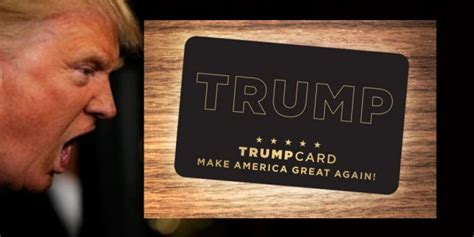 """By invitation only ® events; Trump Launches """"Exclusive Limited Edition Elite Black Card"""" For Dazzling Your Fellow Fancy ..."""