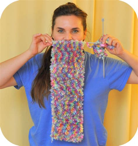 how to knit a scarf knit a scarf