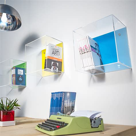 cubi da arredamento cubi mensole per arredamento praticit 224 e design moderno