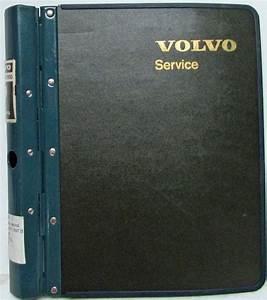 1983-1991 Volvo 700  900 Service Shop Repair Manuals