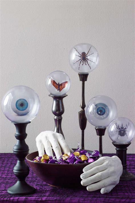 easy halloween decorations spooky home decor ideas