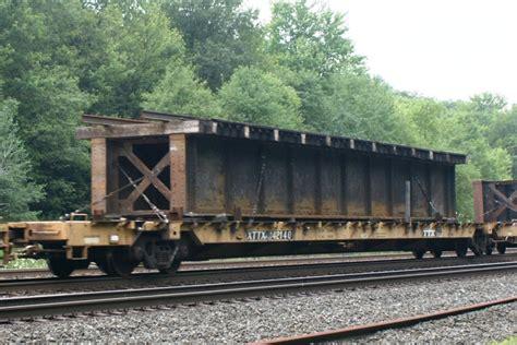 Gondola Train Car Loads