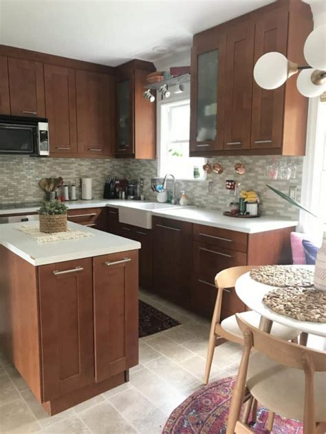 how to paint laminate kitchen cabinets how to paint laminate cabinets the interiors addict