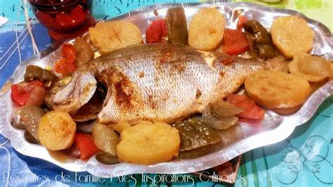 cuisiner daurade daurade ou dorade au four le cuisine de samar