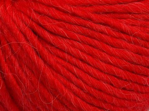 Inca, sarkans, 100g - Vilna, alpaka - Dzijas, adāmadatu ...