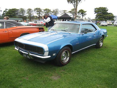 Chevrolet Camaro (first Generation) Wikipedia