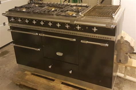 lacanche chemin range cooker fornair extractor